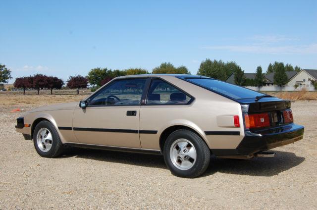 1982 Toyota Supra Celica MkII L-Type Rare Original 79k miles