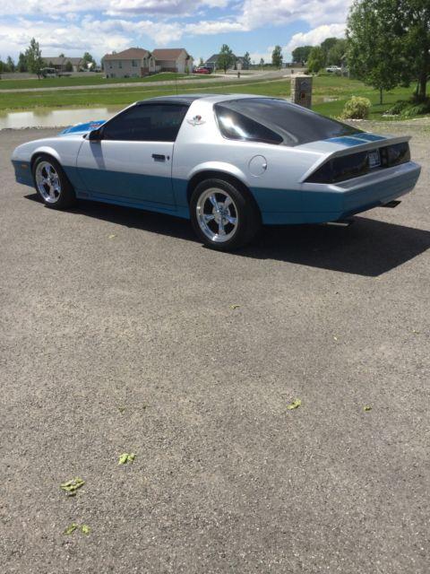 1982 z28 indy pace car t top for sale chevrolet camaro 1982 for sale in billings montana. Black Bedroom Furniture Sets. Home Design Ideas