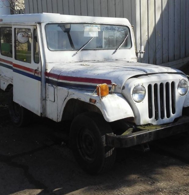 1983 amg jeep dj 5l dj5 mail truck right hand drive post office cj variant for sale jeep cj. Black Bedroom Furniture Sets. Home Design Ideas