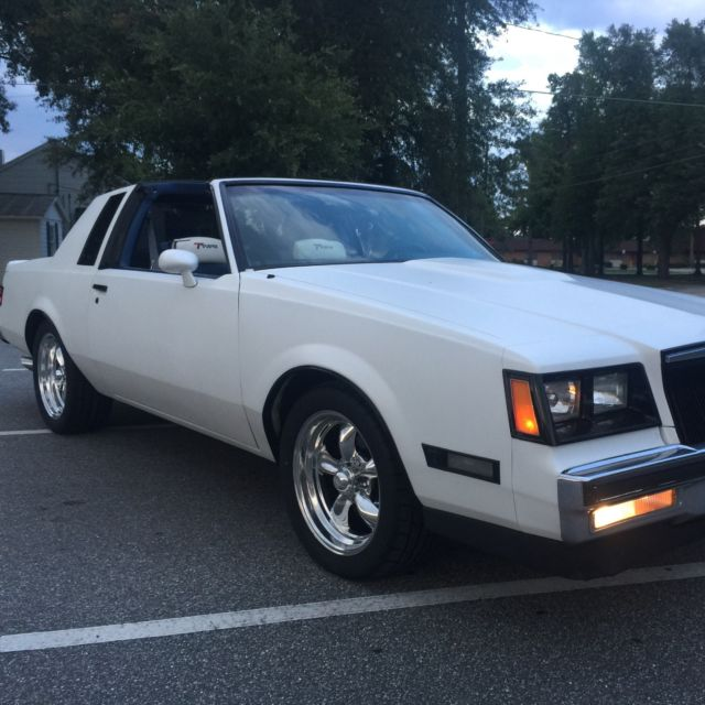 Buick Regal T Type For Sale