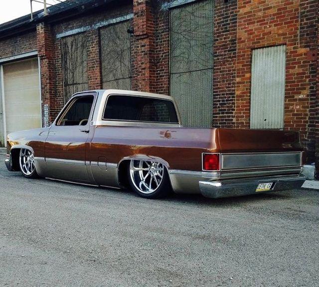 chevy trucks c10