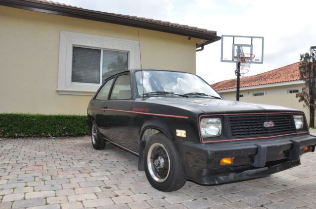 1983 chevrolet chevette s diesel 1 8l ss for sale chevrolet other model s 1983 for sale in miami florida united states davids classic cars