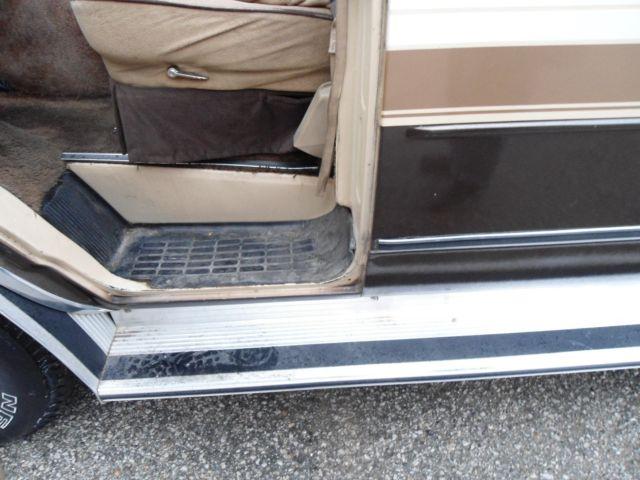 1983 Chevrolet G20 Van 6 2 DIESEL for sale - Chevrolet G20