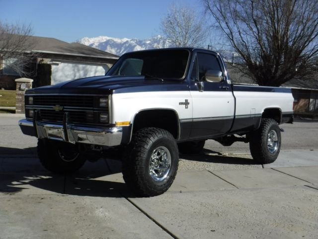 1983 Chevrolet K20 Pickup For Sale  K Pickup