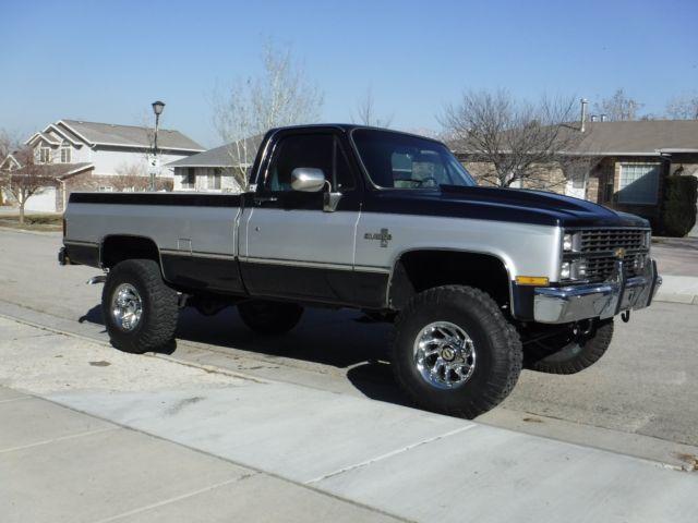 1983 Chevrolet K20 Pickup For Sale Chevrolet C K Pickup