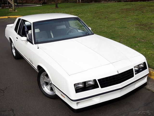 1983 Chevrolet Monte Carlo Ss Crate 350 V8 Th350 Auto Ps