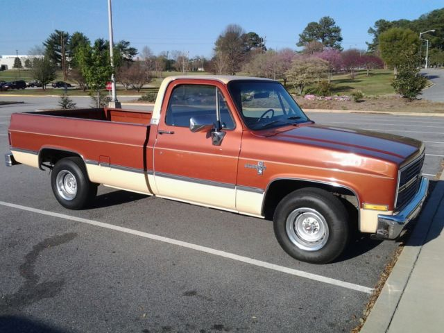 1983 chevy c10 pickup truck only 93 423 original miles for 305 chevy motor for sale