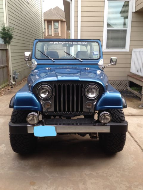 1983 cj5 jeep for sale jeep cj 1983 for sale in houston. Black Bedroom Furniture Sets. Home Design Ideas