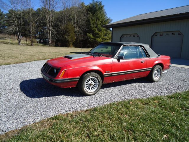 1983 ford mustang 5 0 mass air richmond six speed for sale ford mustang 1983 for sale in. Black Bedroom Furniture Sets. Home Design Ideas