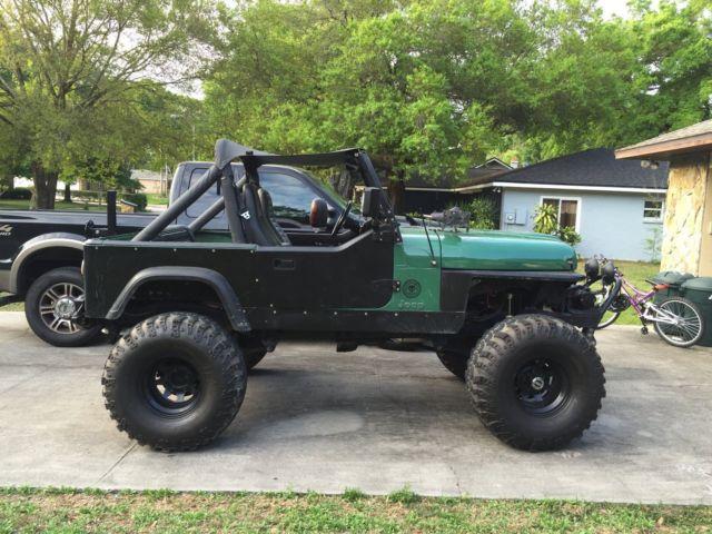1983 jeep cj7 amc 304 lifted make offer for sale jeep cj for Cj custom homes