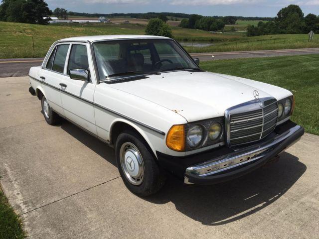 1983 mercedes 240d diesel for sale mercedes benz 200 for Mercedes benz diesel cars for sale