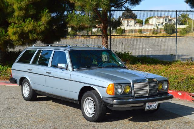 1983 mercedes 300td turbo diesel wagon 3rd seat only 188k for 1983 mercedes benz 300td