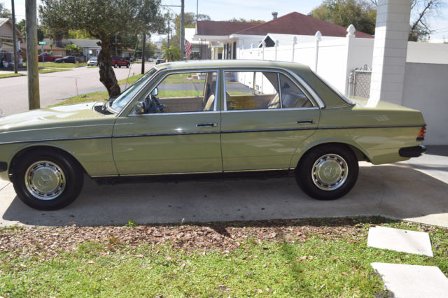 1983 mercedes benz 200 series 240d diesel for sale for Mercedes benz 240d for sale