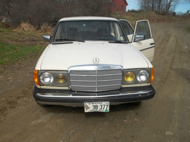 1983 mercedes benz 240d manual transmission for sale for Mercedes benz 200 series for sale