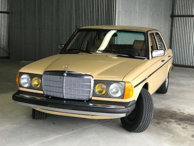 1983 mercedes benz 300d 48k miles museum quality blue chip for Mercedes benz performance chips