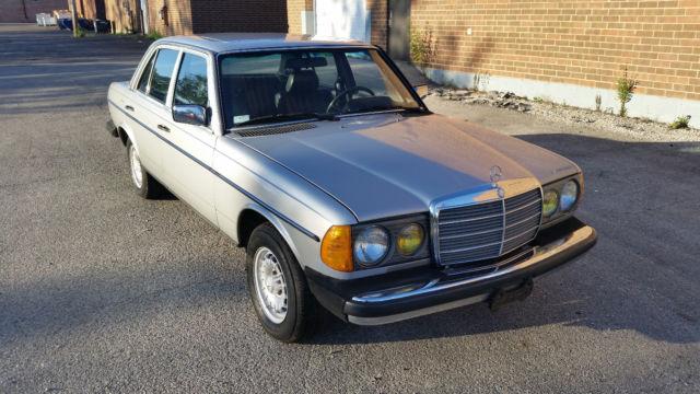 1983 mercedes benz 300d turbo w123 om617 for sale - Mercedes-Benz