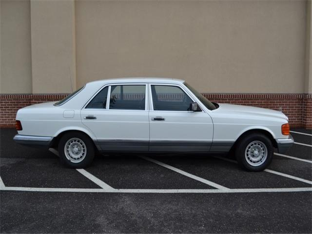 1983 mercedes benz s500 50k miles white 5 0 l automatic for White s550 mercedes benz for sale