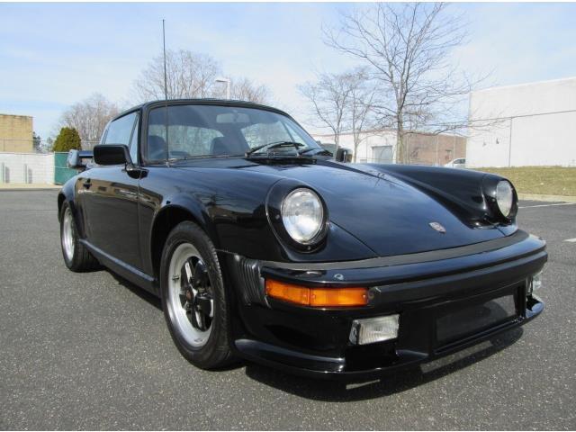 1983 porsche 911 sc targa 5 speed black on black rare find sharp look must see for sale. Black Bedroom Furniture Sets. Home Design Ideas