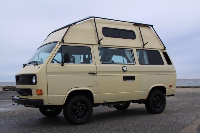 1983 Tdi Vanagon Westfalia For Sale Volkswagen Bus