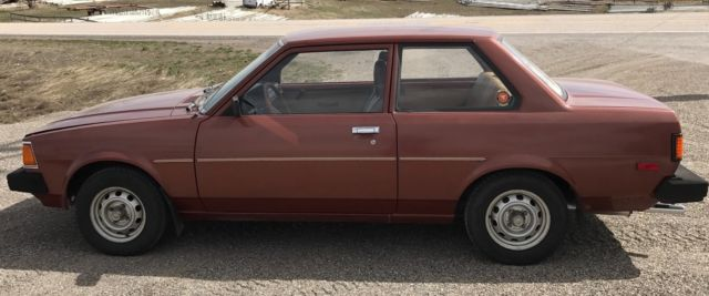 1983 toyota corolla showroom immaculate original low reserve 1 owner for sale toyota corolla. Black Bedroom Furniture Sets. Home Design Ideas