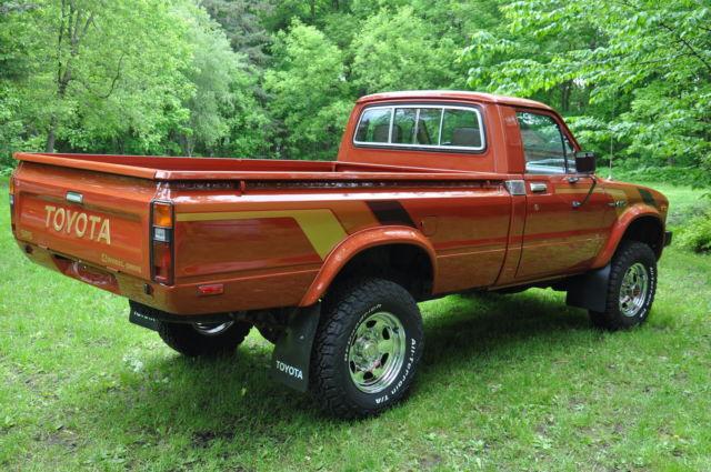1983 toyota pickup sr5 standard cab pickup 2 door 2 4l for sale toyota other sr5 1983 for sale. Black Bedroom Furniture Sets. Home Design Ideas