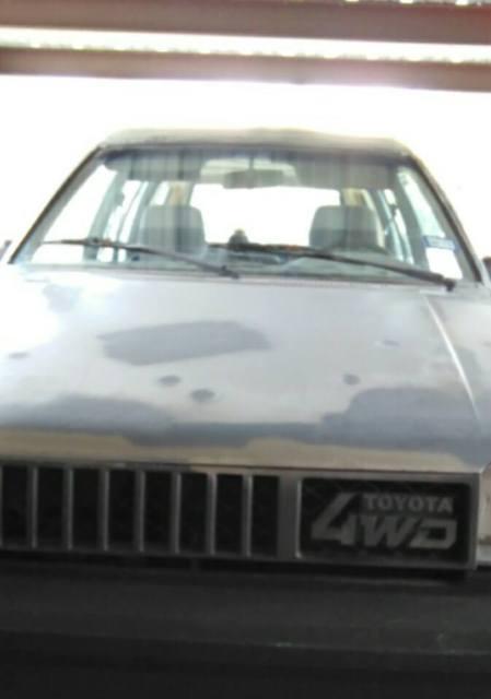 1983 Toyota Tercel Sr 5 Hatchback Wagon 4x4 Never Had A