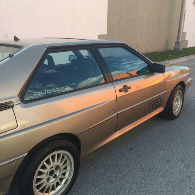 1983 UR Audi Quattro For Sale