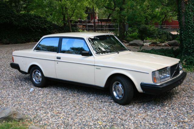 1983 Volvo 242 DL in Rose Beige Color for sale - Volvo 240 242 1983 for sale in Sedona, Arizona ...