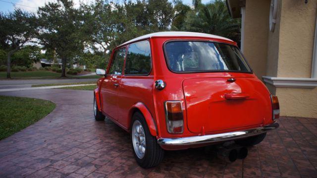 1984 Austin Mini Classic Mini Cooper 1000 For Sale