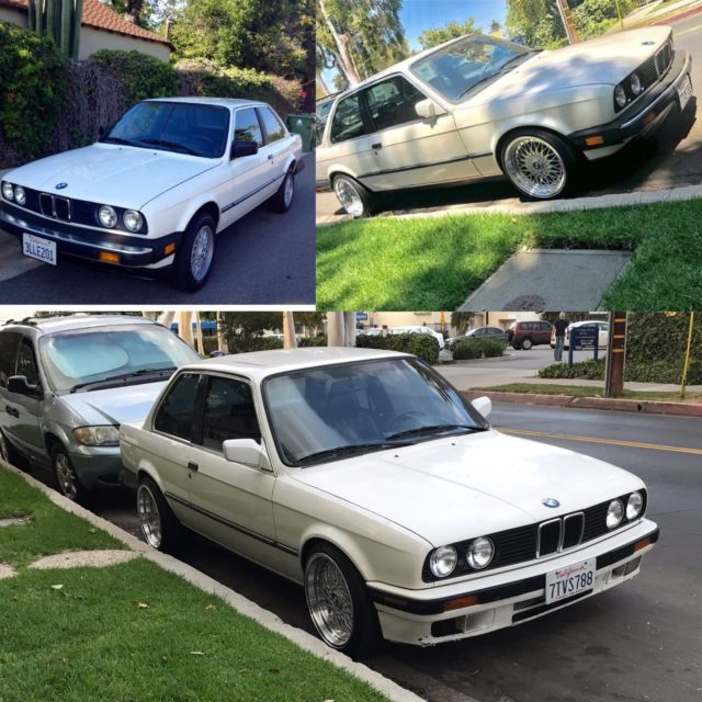1984 bmw 318i 2dr e30 coupe for sale bmw 3 series 318i 1984 for sale in reseda california. Black Bedroom Furniture Sets. Home Design Ideas