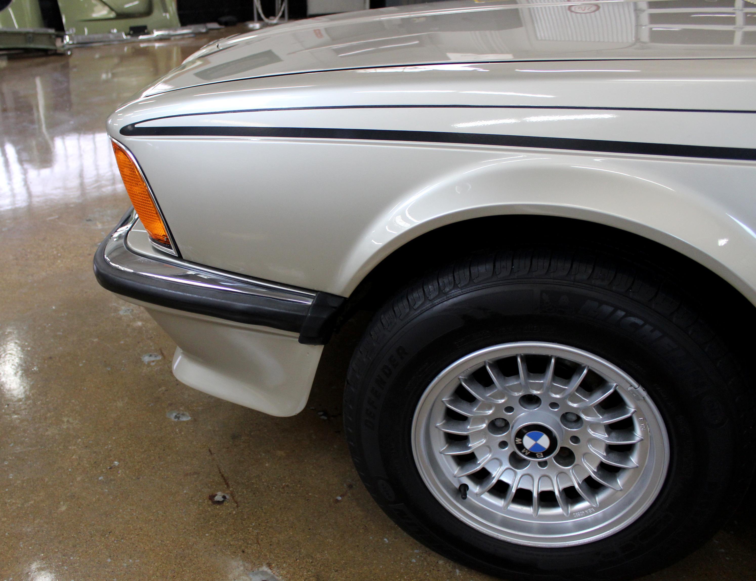 1984 BMW 635csi Euro ORIGINAL, SURVIVOR For Sale