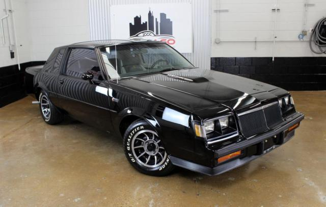 1984 Buick Grand National Regal T Type Grand National 1 Owner For Sale Buick Grand National Regal T Type 1984 For Sale In Chicago Illinois United States