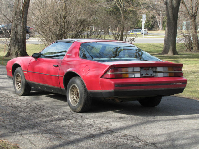 Cars Com Dealer Reviews >> 1984 Camaro Berlinetta V6 Auto, T-Tops Rust-free Southern Car for sale - Chevrolet Camaro 1984 ...