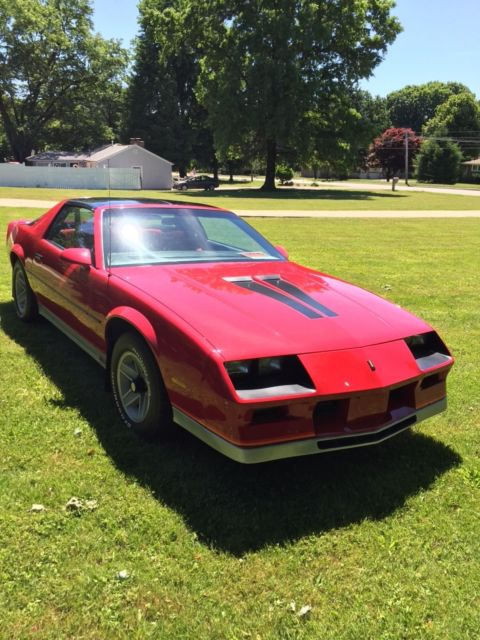 1984 camaro z 28 special edition for sale chevrolet camaro 1984 for sale in uniontown ohio. Black Bedroom Furniture Sets. Home Design Ideas