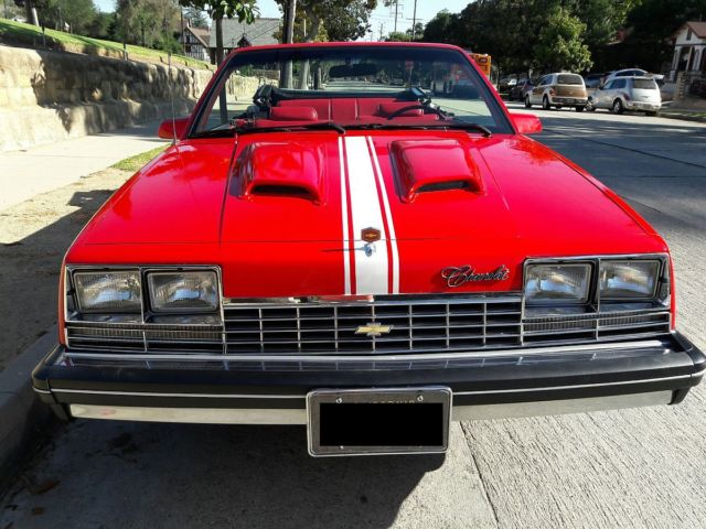 Used 1985 Chevrolet Values - NADAguides