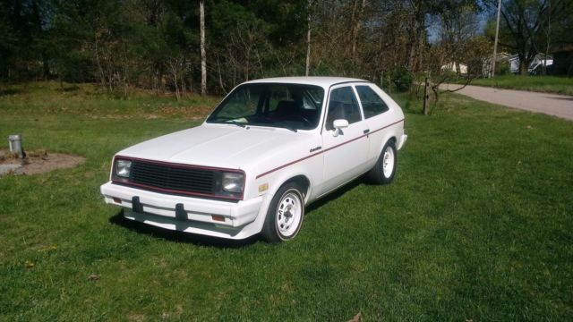 1984 chevrolet chevette for sale chevrolet chevette 1984 for sale in muskegon michigan united states davids classic cars