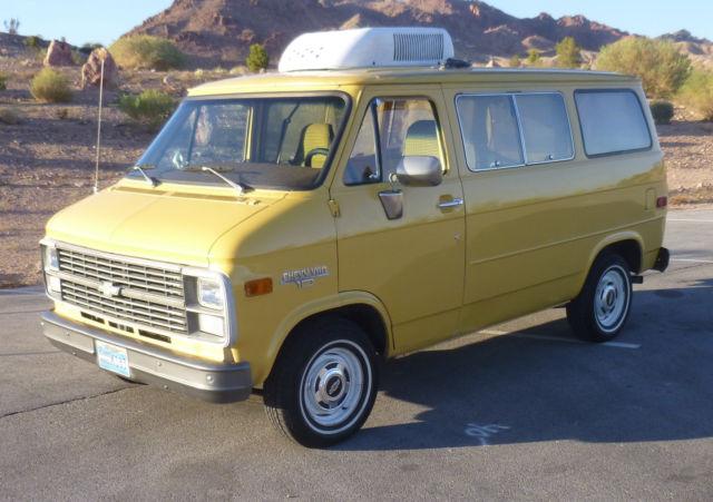 d9336e8514 1984 chevrolet g10 shorty van for sale - Chevrolet G20 Van g10 1984 ...