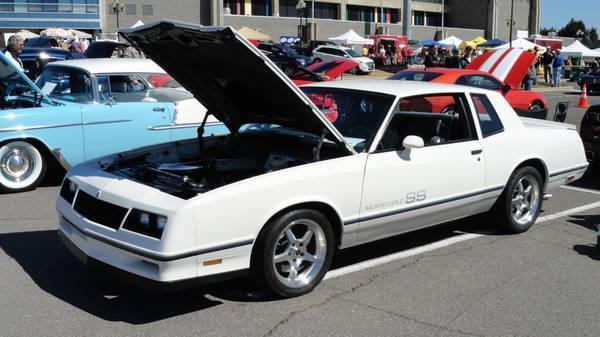 30+ 1984 Monte Carlo Ss For Sale