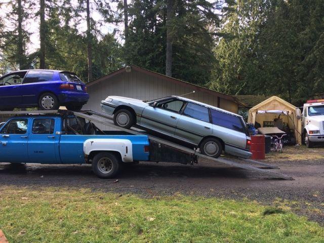 Chevrolet 3500 Flatbed Wrecker | Autos Post