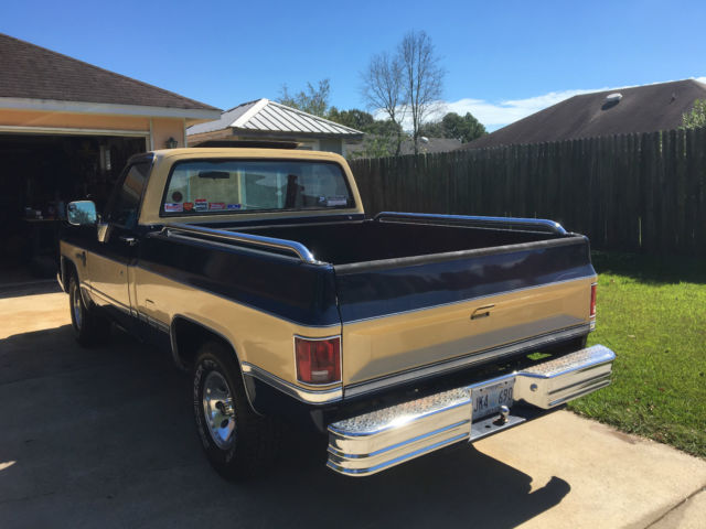 1984 chevy c10 pick up new crate 350 w th 350 for sale chevrolet c 10 1984 for sale in ocean. Black Bedroom Furniture Sets. Home Design Ideas