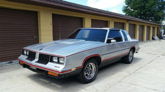 1984 Cutlass Hurst Oldsmobile OLDS T-tops - Runs & Drives for sale