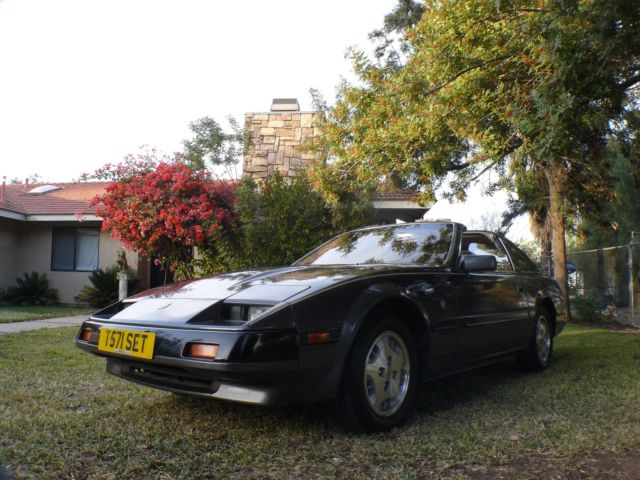 1984 datsun 300zx nissan 50th anniversary hagerty value k worldwide shipping for sale datsun. Black Bedroom Furniture Sets. Home Design Ideas