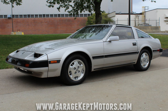 1984 datsun 300zx silver coupe 2 9l v6 150 864 miles for sale datsun 300zx 1984 for sale in. Black Bedroom Furniture Sets. Home Design Ideas