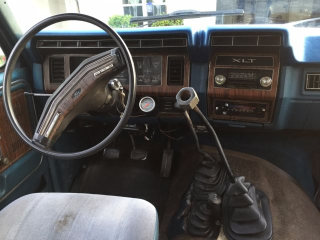 1984 F250 Diesel 4wd For Sale