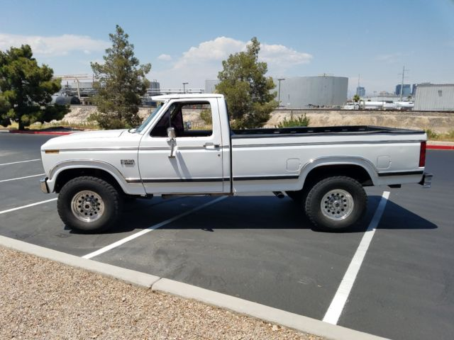 1984 ford f 250 4x4 xlt lariat for sale ford f 250 lariat edition 1984 for sale in henderson. Black Bedroom Furniture Sets. Home Design Ideas