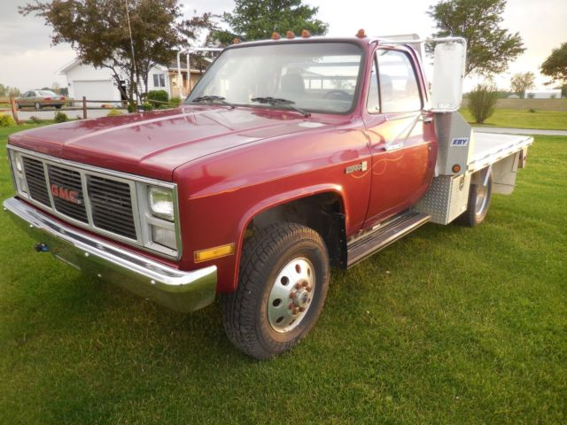 1984 GMC Seirra 3500 4X4 for sale - GMC Sierra 3500 1984 ...