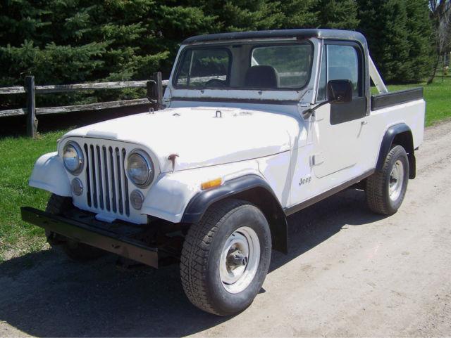 1984 jeep cj8 4x4 right hand drive cj 8 scrambler pickup rhd postal brute lj for sale jeep cj. Black Bedroom Furniture Sets. Home Design Ideas