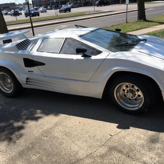 1984 Lamborghini Countach Anniversary Edition For Sale
