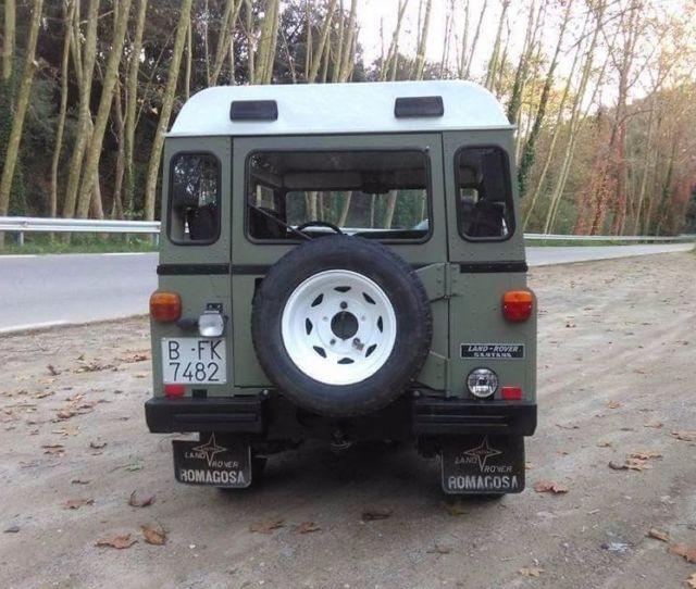 1984 Land Rover Santana 88 Special For Sale