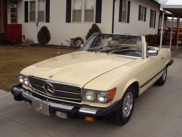 1984 mercedes 380 sl for sale mercedes benz sl class 1984 for sale in hoxie kansas united states. Black Bedroom Furniture Sets. Home Design Ideas